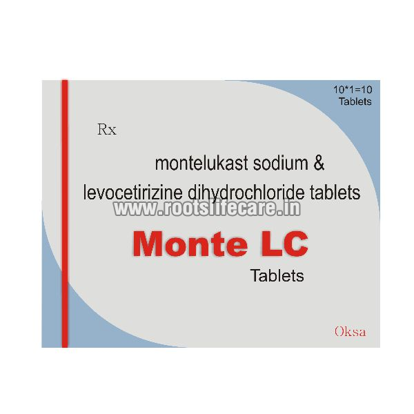 Monte LC Tablets