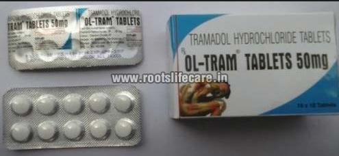 OL - Tram 50Mg Tablets