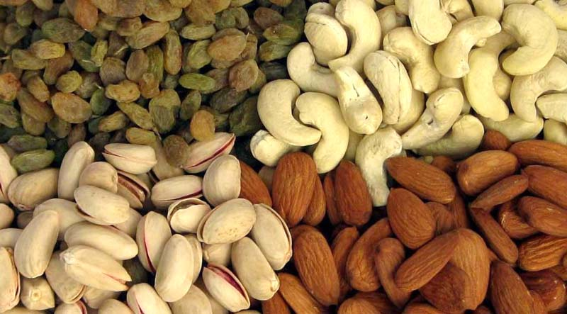 Dry Fruits 03