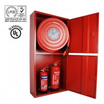 Fire Hose & Extinguisher Cabinet