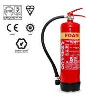 Foam Type Fire Extinguisher