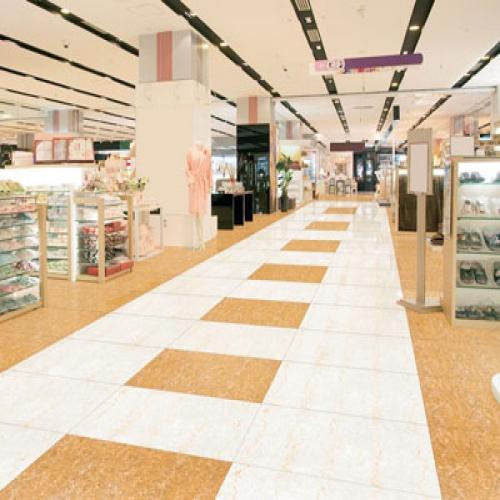 Soluble Salt Nano Vitrified Floor Tiles