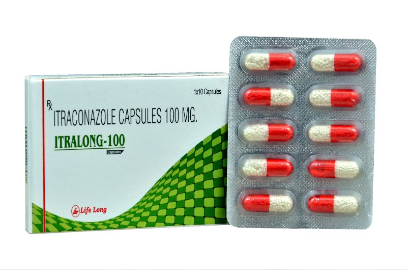 Itralong-100 Capsules