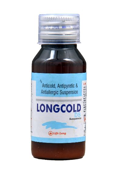 Longcold-DS Syrup