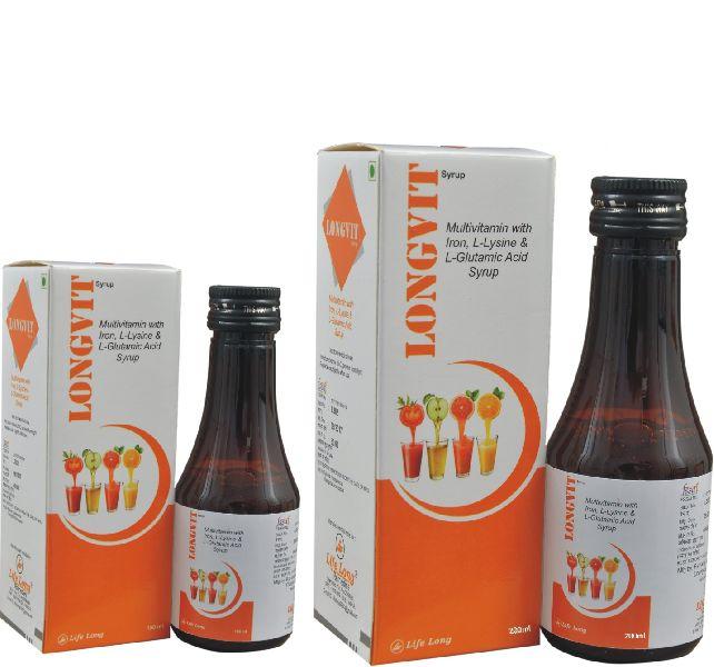 Longvit Syrup