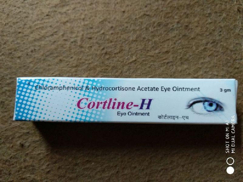 Cortline-H Eye Ointment