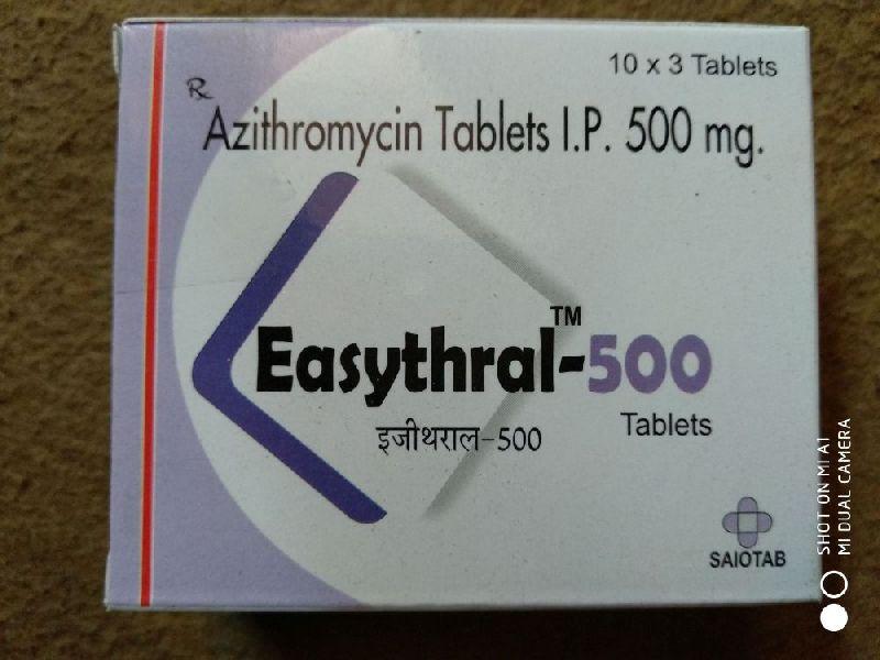 Easythral 500 Tablets