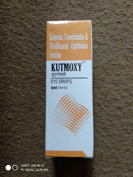 Kutmoxy Eye Drops