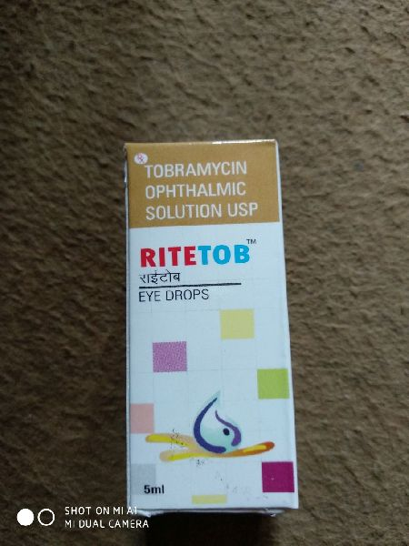 Ritetob Eye Drops