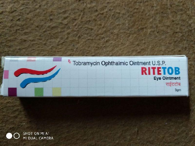 Ritetob Eye Ointment