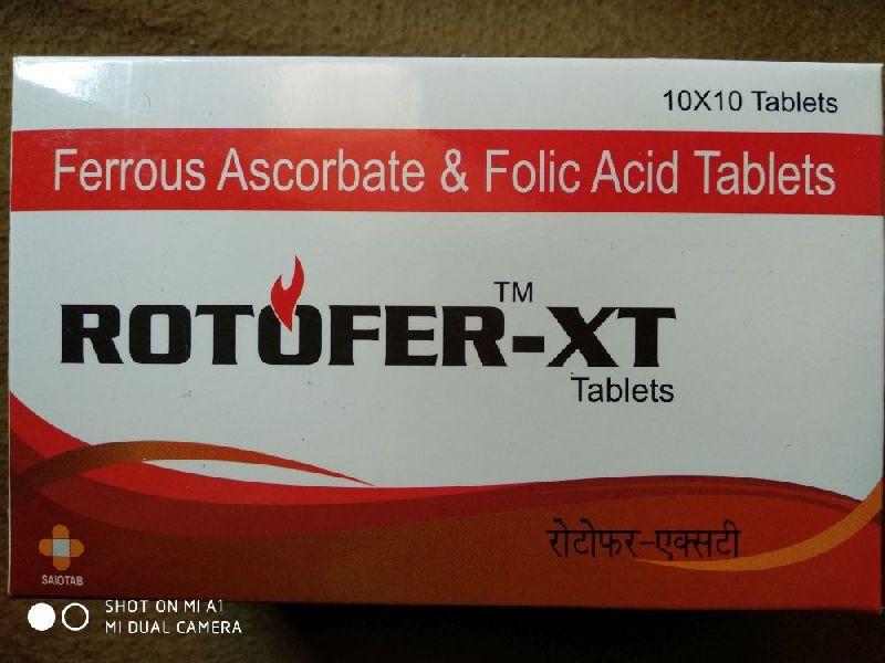 Rotofer-XT Tablets