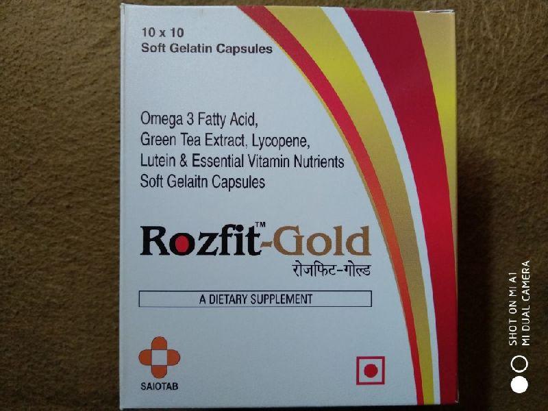 Rozfit-Gold Capsules