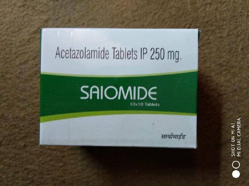 250mg Saiomide Tablets