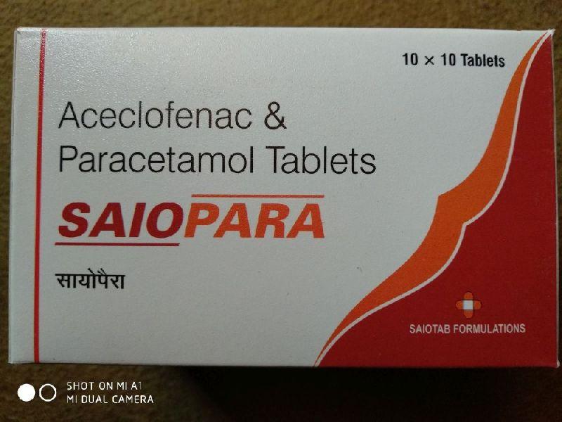 Saiopara Tablets