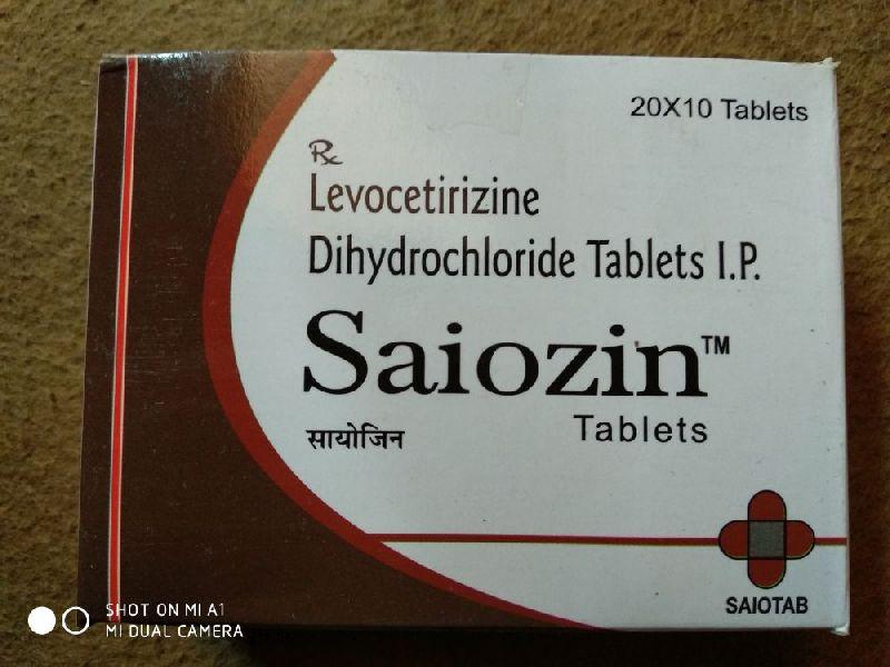 Saiozin Tablets
