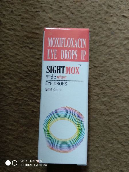 Sightmox Eye Drops