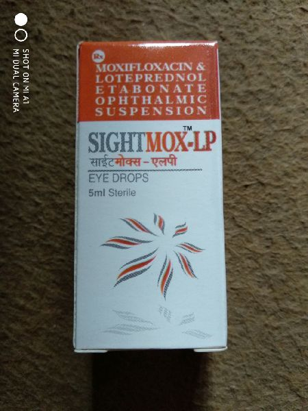 Sightmox-LP Eye Drops