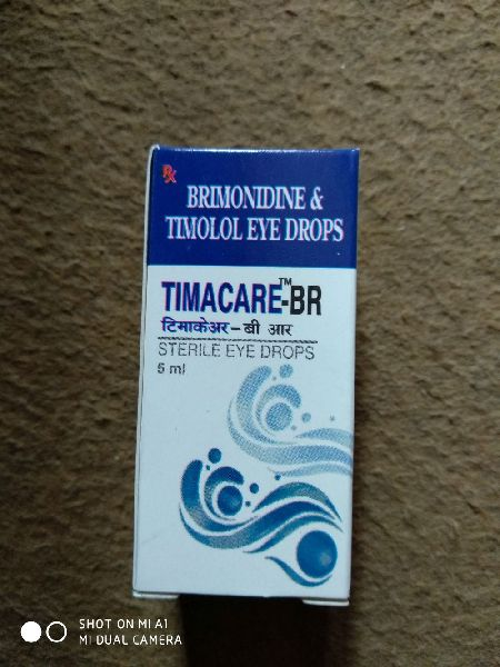 Timacare-BR Eye Drops