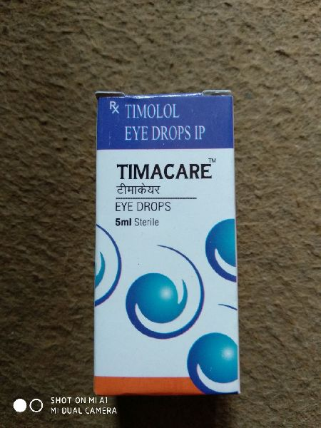 Timacare Eye Drops