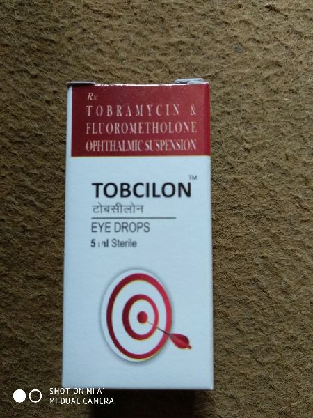 Tobcilon Eye Drops