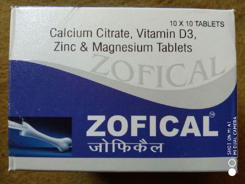 Zofical Tablets