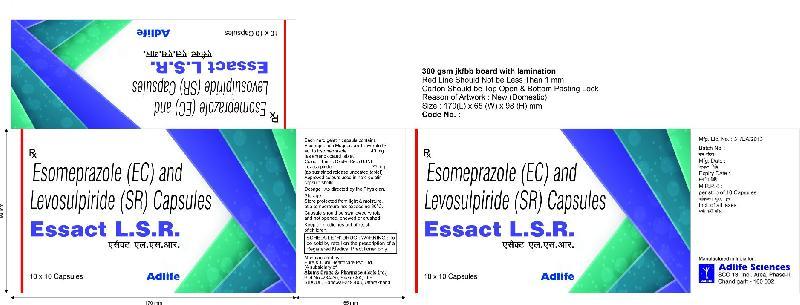 Essact L.S.R. Capsules