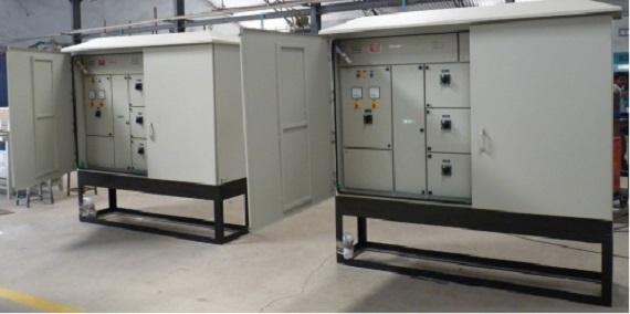 AC DC Power Distribution Panels