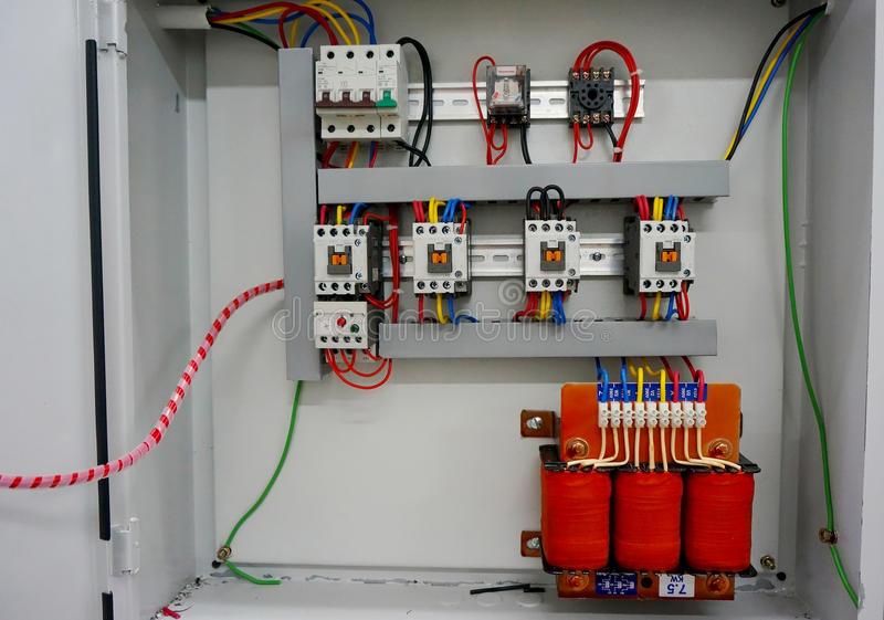 ATS Starter Panel