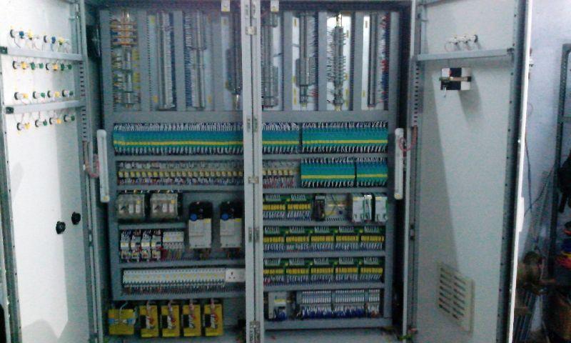 DCS & PLC Systems Instrumentation Panels