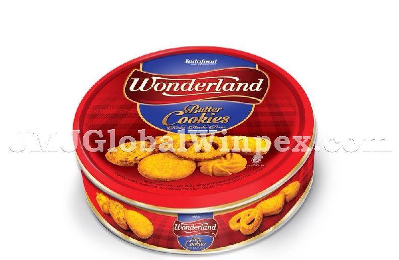 Wonderland Assorted Biscuits