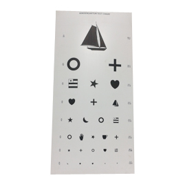LED Acrylic Ophthalmic Chart 02