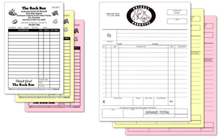 Form Offset Printing Services