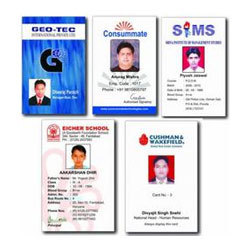 ID Card Screen Printing Services