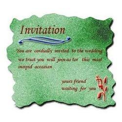 Invitation Card Offset Printing Services
