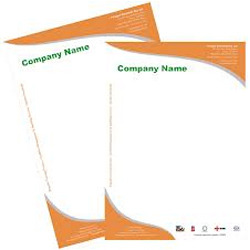 Letter Pad Offset Printing Services