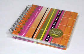 Spiral Notebook Offset Printing Services