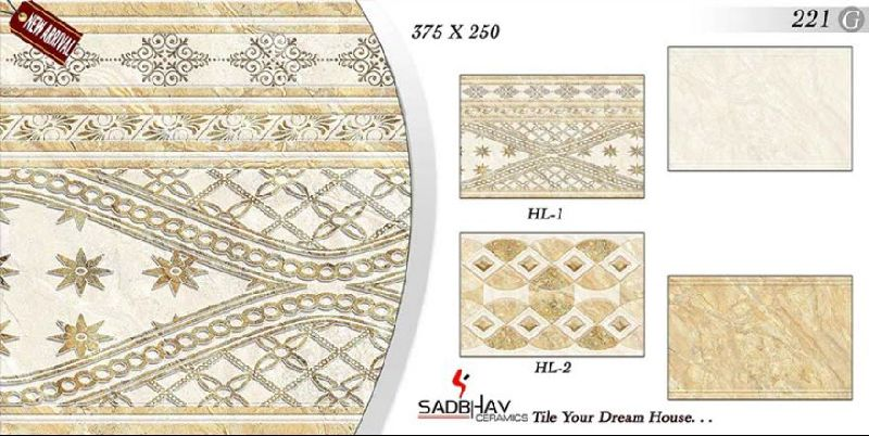 250x375mm New Arrival Wall Tiles 06