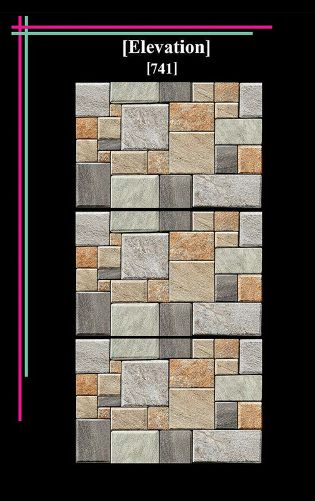 300x450mm Elevation Matt 2 Wall Tiles 01