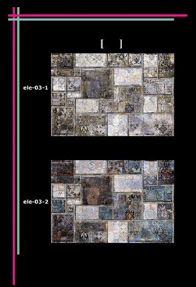 300x450mm Elevatioooon Glossy 1 Wall Tiles