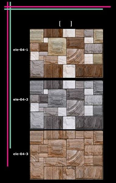 300x450mm Elevatioooon Glossy 1 Wall Tiles 04