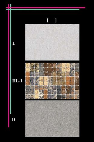300x450mm Glossy 1 Series Wall Tiles 01