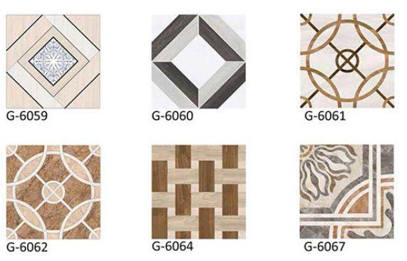400x400mm Digital Floor Tiles 03