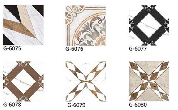400x400mm Digital Floor Tiles 05
