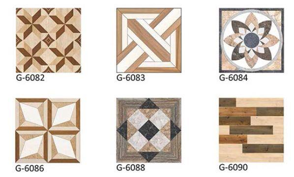 400x400mm Digital Floor Tiles 06