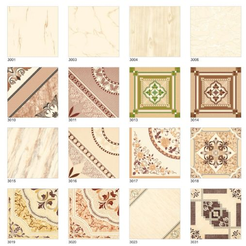 400x400mm Exclusive Floor Tiles 06