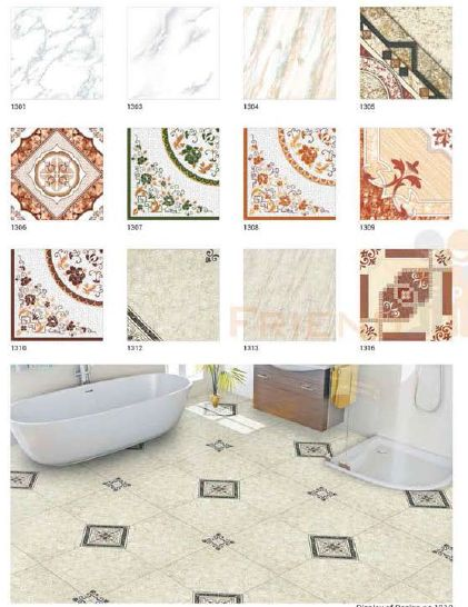 400x400mm Porcelain Floor Tiles 05