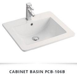 Cabinet Wash Basin 03