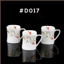 Gold Chain Series Ceramic Mug 01