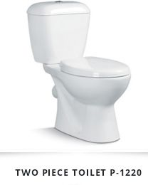 Two Piece Ceramic Toilet 01