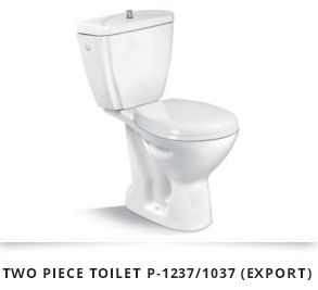 Two Piece Ceramic Toilet 03